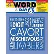 Evan-Moor® A Word A Day Teacher's Edition Book, Grades 6th+