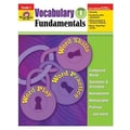 Evan - Moor® Vocabulary Fundamentals, Teacher Resource Book, Grades 1st