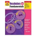 Evan - Moor® Vocabulary Fundamentals, Teacher Resource Book, Grades 3rd