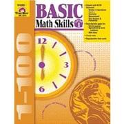 Evan-Moor® Basic Math Skills Book, Grades 1st