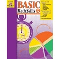 Evan-Moor® Basic Math Skills Book, Grades 6th