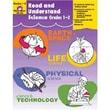 Evan-Moor® Read and Understand Science Book, Grades 1st - 2nd