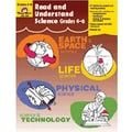 Evan-Moor® Read and Understand Science Teacher Resource Book, Grades 4th - 6th