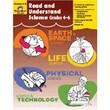 Evan-Moor® Read and Understand Science Teacher Resource Book, Grades 4th - 6th