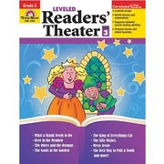 Evan-Moor® Leveled Readers' Theater Book, Grades 3rd