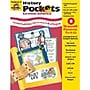 Evan-Moor History Pockets Colonial America Resource Book, Grades