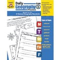 Evan-Moor® Daily Geography Practice Resource Book, Grades 3rd