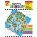 Evan-Moor® Beginning Geography Resource Book, Grades Kindergarten - 2nd