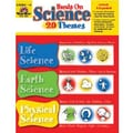Evan-Moor® Hands-On Science 20 Themes Teacher Resource Book, Grades 1st - 3rd