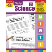 Evan-Moor® Daily Science Acitivity Book, Grades 3rd