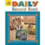 Evan-Moor® Daily Record Safari Edition Teacher Resource Book