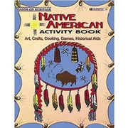 Edupress® Hands-On Heritage™ Native Americans Activity Book, Grades 3rd+