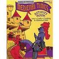 Edupress® Hands-On Heritage™ Medieval Times Activity Book, Grades 3rd+