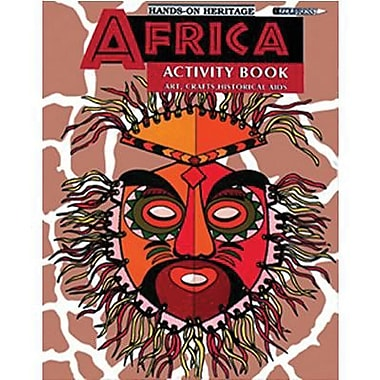 Edupress® Hands-On Heritage™ Africa Activity Book, Grades 3rd+