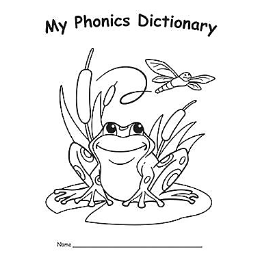 Edupress® My Phonic Dictionary, 25/Pack