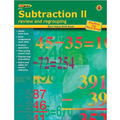 Edupress® Best Value Subtraction II -Review and Regrouping Drill Book, Grades Kindergarten -4th