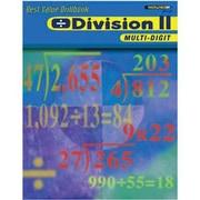 Edupress® Best Value Division II -Multi-Digit Drill Book, Grades 2nd -6th