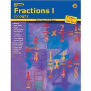 Edupress® Best Value Fractions I -Concepts Drill Book, Grades 2nd -6th
