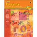 Edupress® Best Value Percents -Concepts and Operations Drill Book, Grades 2nd -6th