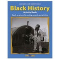 Edupress® Hands-On Heritage™ Black History Activity Book, Grades 3rd+