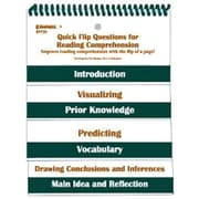 Edupress® Quick Flip Questions For Reading Comprehension