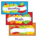 Edupress® Patchwork Apples Center Signs