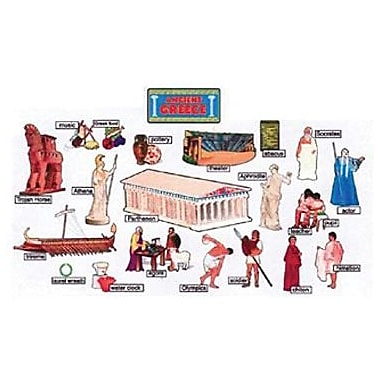 Edupress® Bulletin Board Set, Ancient Greece