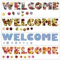 Edupress® Bulletin Board Set, Seasonal Welcome