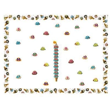 Edupress® Bulletin Board Set, 100 Days of Ice Cream
