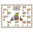 Edupress® Bulletin Board, Happy Birthday Cake