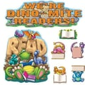 Edupress® Bulletin Board Set, We're Dino-Mite Readers