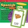 Edupress® Spanish In A Flash™ Color-Coded Flash Card