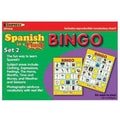 Edupress® Spanish In A Flash™ Bingo Game Set 2, Grades Kindergarten -3rd