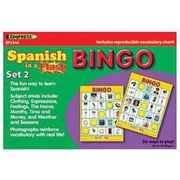 Edupress® Spanish In A Flash Bingo Game Set 2, Grades Kindergarten - 3rd