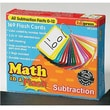 Edupress® Math In A Flash Color-Coded Flash Cards, Subtraction