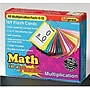 Edupress Math In A Flash Color-Coded Flash Cards,