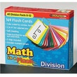 Edupress® Math In A Flash Color-Coded Flash Cards, Division
