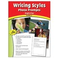 Edupress® Writing Styles Photo Prompts Card, Grades 2nd+