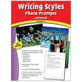 Edupress® Writing Styles Photo Prompts Card, Grades 6th+