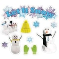 Edupress® Mini Bulletin Board Set, Let It Snow
