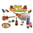 Edupress® Mini Bulletin Board Set, Happy Cinco de Mayo