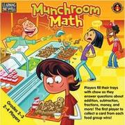 Edupress® Munchroom Math Game By Learning Well, Grades 2nd -3rd