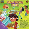Edupress® Munchroom Math Game By Learning Well, Grades 4th -5th