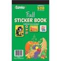 Eureka® Stickers Book, Fall/Autumn