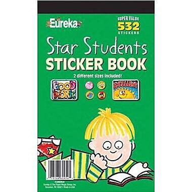 Eureka® Stickers Book, Star Students