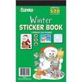 Eureka® Stickers Book, Winter