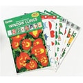 Eureka® Window Cling, Seasonal Assortment