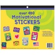 Eureka® Jumbo Stickers Book, 1,442 Motivational