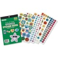 Eureka® Stickers Book, Stars and Smiles Sparkle