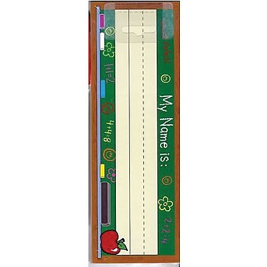 Eureka® pre-school - 6th Grades Name Plate, Chalkboard